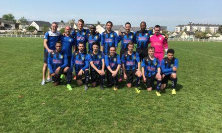 D1 (21e journée) : Défaite logique de Montreuil-Juigné-Béné face la Jeune France de Cholet (2-0).