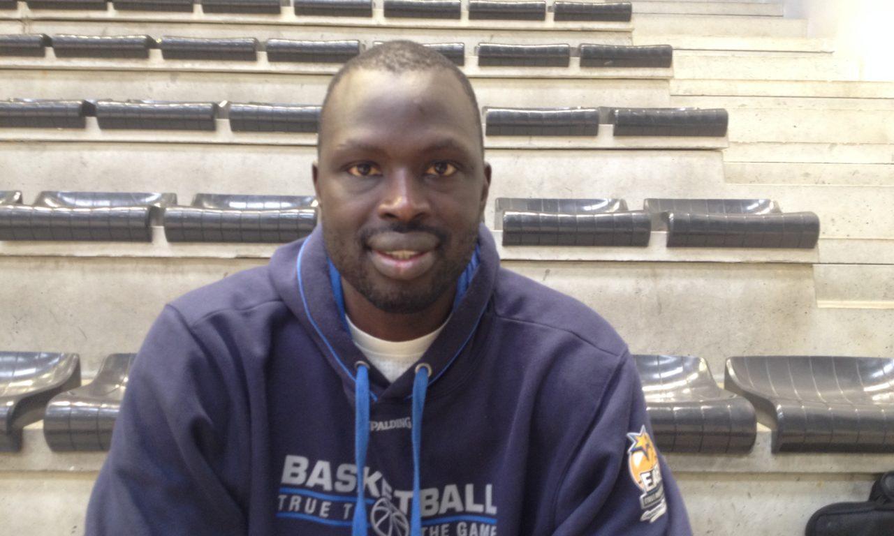 Moustapha DIOP : L'Étoile Angers Basket, c'est la meilleure ambiance que j'ai connue.