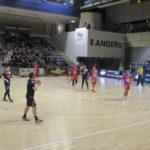 N1M (5e journée / play-offs) : Angers-Noyant n'a pas réussi à se remettre de son temps faible face à Grenoble (25-27).