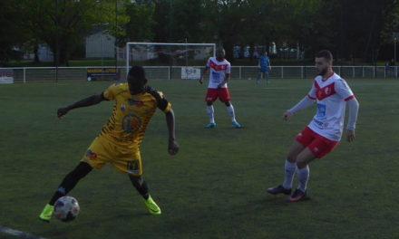 DH (23e journée) : Beaucouzé perd deux points dans les arrêts de jeu face aux Sables-d'Olonne (1-1).