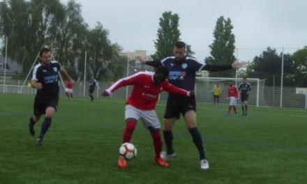 DRH (20e journée) : L'Intrépide d'Angers et l'Entente Sportive Côte de Lumière se quittent dos à dos (0-0).