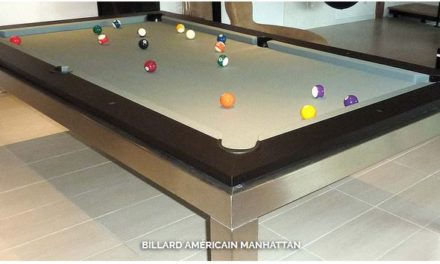 Billard américain : l'essence de l'art.