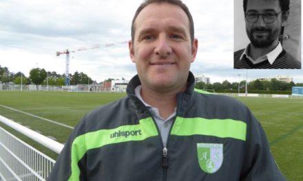 Vincent BERNARDET va succéder à Sébastien POISSONNEAU à la tête des seniors de l'AS Les Ponts-de-Cé !