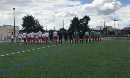 PH (21e journée) : On ne retiendra pas grand-chose de la rencontre entre Saint-Médard de Doulon et Avrillé (0-0).