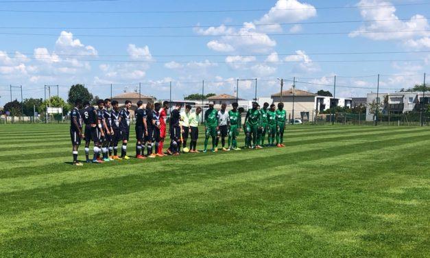U19 National (26e journée) : Malgré sa victoire à Bordeaux (5-3), la Vaillante d'Angers n'obtiendra pas son maintien.