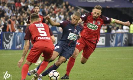 Coupe de France : Vendée les Herbiers football – Paris St Germain FC, la finale comme si vous y étiez !