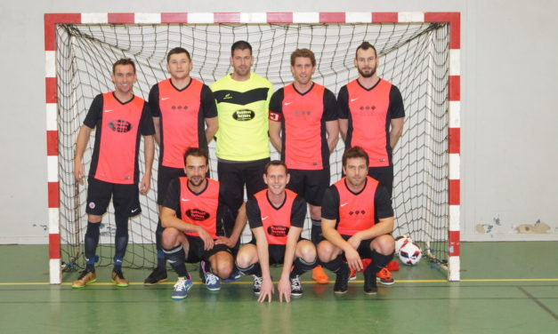 Les BLACK PINK futsal, un club plein d'ambition et avec déjà un joli palmarès !