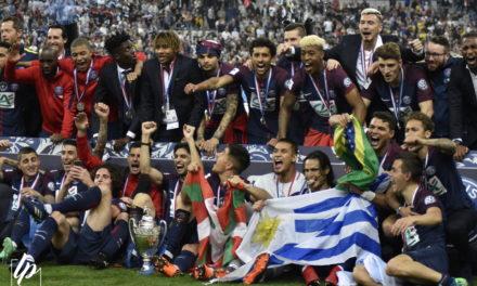 Revivez en vidéo les meilleurs moments de l'ambiance de la finale 2018 : Les Herbiers VF – PSG (0-2).