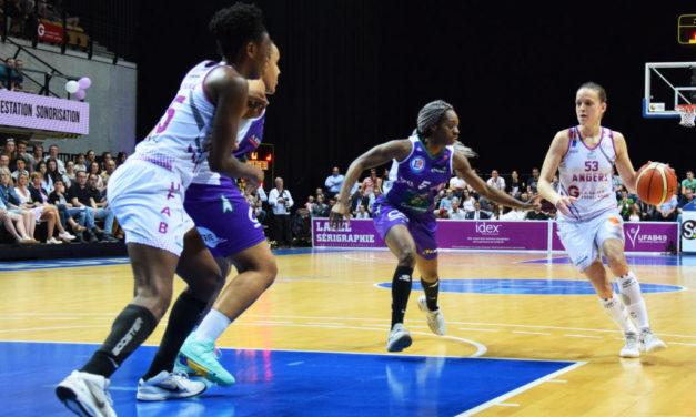 LF2 (3e match) : L'UFAB est face à son destin à Landerneau, dans un match décisif pour la montée en Ligue Féminine.