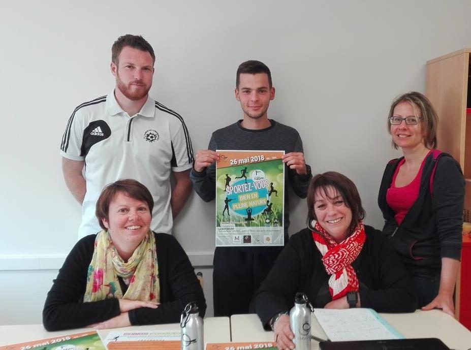 Le 26 mai, la commune de Landemont organise la première édition de la journée «Sportez vous bien en nature».