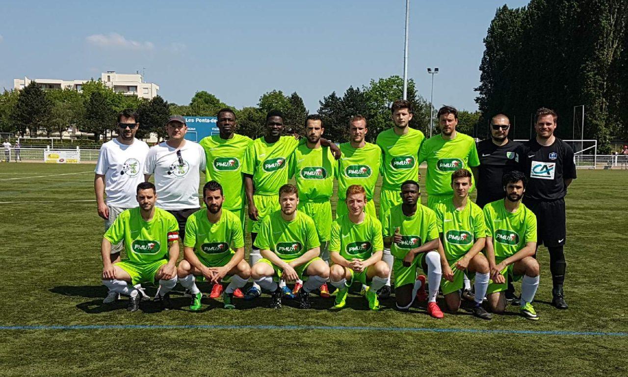 D1 (21e journée) : Les Ponts-de-Cé s'offrent une victoire de prestige face au leader du Cholet FCPC (3-1).