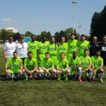 Les Ponts-de-Cé finissent la saison à domicile par une victoire face au leader du championnat.