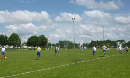 D2 (22e journée) : Avec ce match nul face à Sainte-Gemmes-sur-Loire (3-3), Val d'Erdre-Auxence obtient son maintien.