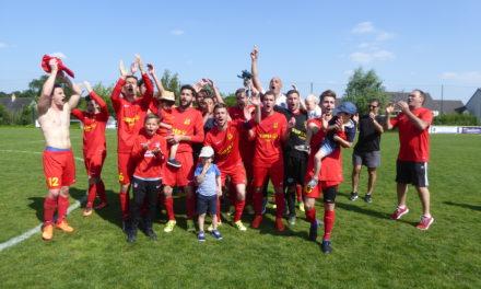 Demi-finale de la coupe de l'Anjou : En battant la Possosavennières (2-1), Pellouailles-Corzé se qualifie pour la finale.