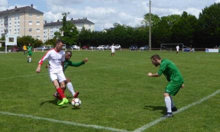 DRH (22e journée) : Match nul logique entre l'Intrépide d'Angers et l'ES Bouchemaine (2-2).