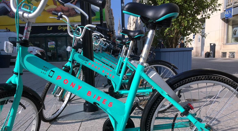 Un second opérateur de vélos en libre-service payant à Angers.