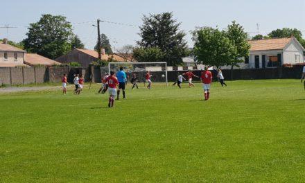Régionale 2 féminine (17e journée : Belle victoire des Choletaises face à Mouzillon (2-0), qui consolident définitivement leur troisième place.