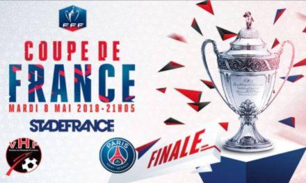 Coupe de France : Vendée les Herbiers football – Paris St Germain FC  (J-4)