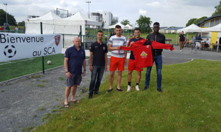 Angers SCA présente ses sept recrues estivales !