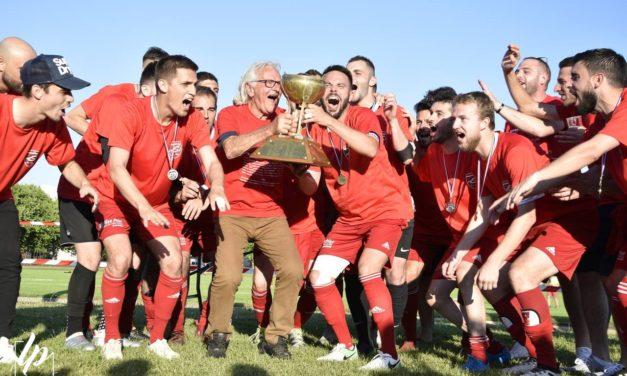 Finale de la coupe de l'Anjou : Retrouvez toutes les réactions d'après-match en vidéo !