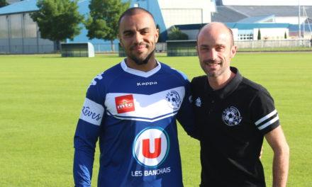 Angers NDC présente sa première recrue avec l'arrivée de Jessy KANCEL (CO Saint-Saturnin, DH, Sarthe).