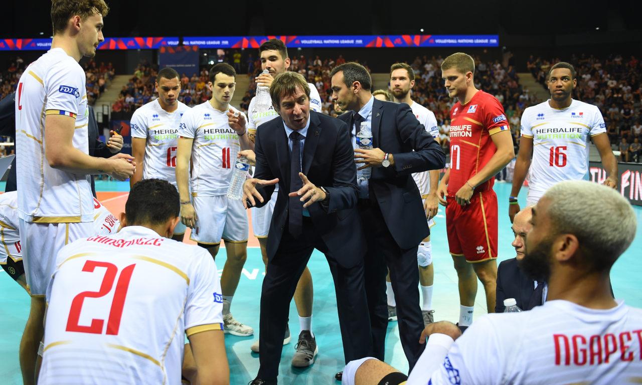 Laurent Tillie : Toutes les équipes peuvent gagner.
