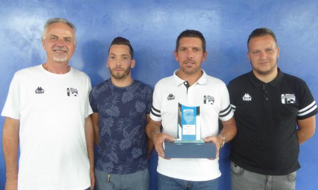 La Croix Blanche Angers Football et le SO Cholet ont été récompensés aux Trophées Pays de la Loire.