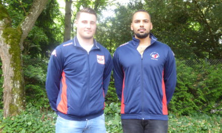 Hugo GUERINOT et Valentin TARRICO sont les deux nouvelles recrues d'Angers SCO Handball.