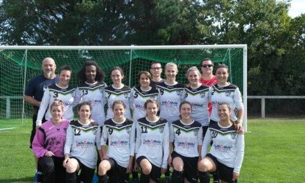 Un nouveau projet pour la section féminine d'Andrezé-Jub-Jallais FC.