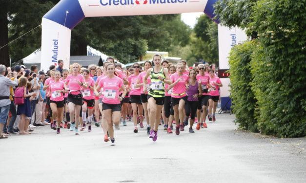 Isabelle RONGERE et Cindy DUPUIS s'imposent à la Confluente, une course 100% Féminine !