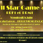 All Star Game 2018 : une belle soirée de basket pour le Comité Départemental de Maine et Loire
