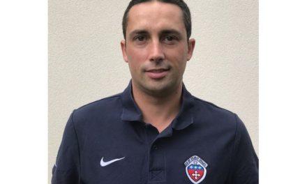 Sébastien CAMUT : L'AS Saint-Sylvain-d'Angers doit retrouver le niveau Ligue.
