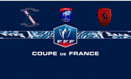 Coupe de France (1er Tour) : En recevant Brissac, Châtelais pouvait difficilement tomber plus mal…