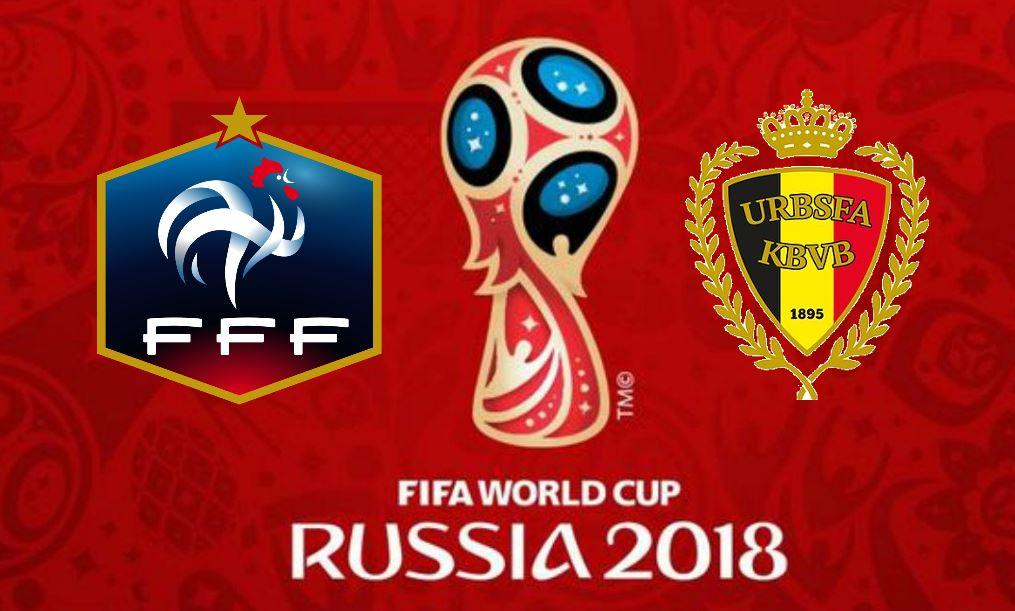 Coupe du Monde de Footballâ¯: retransmission de la demi-finale France â Belgique, sur écran géant le 10 juillet 2018.