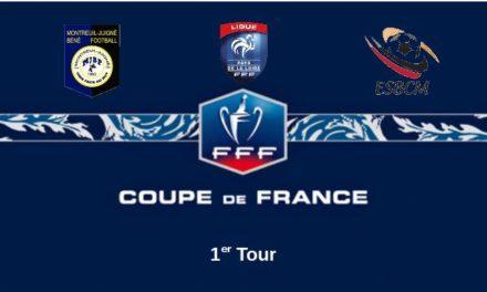 Coupe de France (1er Tour) : Montreuil-Juigné s'attend à un match compliqué face à Belligné.