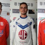 Charly MARCHAIS, Vincent DELAUNAY et Sulivan GUERIN sont trois des cinq recrues de l'Olympique Sainte-Gemmes-sur-Loire.