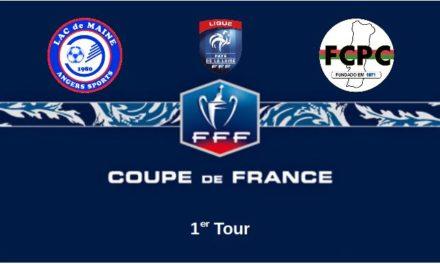 Coupe de France (1er Tour) : L'affiche entre le Lac de Maine et le Cholet FCPC s'annonce de haute lutte !