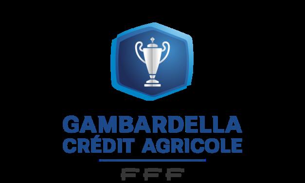 Tirage du premier tour de la coupe Gambardella.