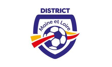 Tous les groupes des championnats du District du Maine-et-Loire.