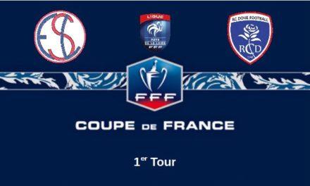 Coupe de France (1er Tour) : Derby entre l'ES Layon et le RC Doué pour lancer la saison.