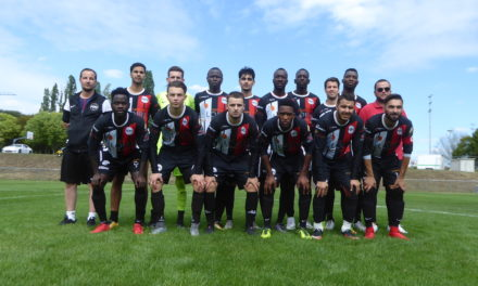 Coupe de l'Anjou (1er Tour) : Cholet FCPC ne retiendra que la qualification face au Chaudron Saint-Quentin (5-0).