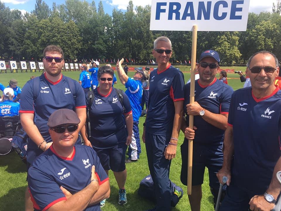 L'archer Jallaisien Thierry Joussaume va participer aux Championnats d'Europe