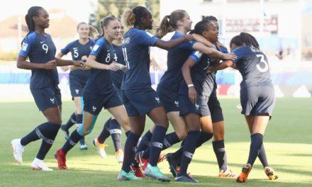 Coupe du Monde Féminine U20 : La France débute bien la compétition face au Ghana (4-1).