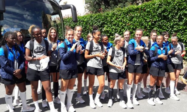 La coupe du Monde Féminine U20 de la FIFA débute aujourd'hui !