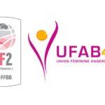 LF2 : L'UFAB 49 débutera son championnat avec la réception du Toulouse Métropole Basket.