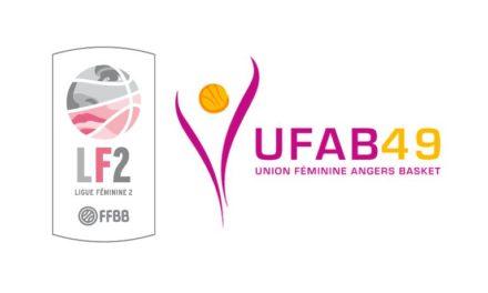 Présentation de la saison de l'Union Féminine Angers Basket.