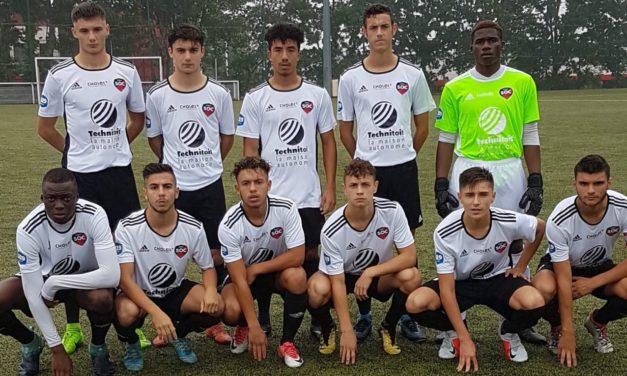 U19 National : Le SO Cholet veut remporter sa première victoire à domicile face à Laval.
