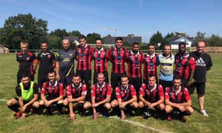 Coupe des Pays de la Loire (1er Tour) : Match sérieux de Longuenée-en-Anjou face à Val du Loir (6-0).