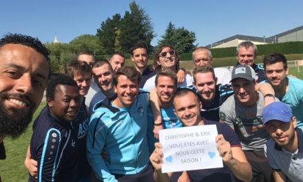 Coupe de France (2e Tour) : Match appliqué de Saint-Pierre Montrevault à Saint-Géréon (3-0).