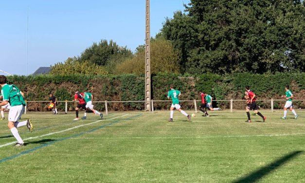 Coupe des Pays de la Loire (3e Tour) : L'objectif a été rempli pour Longuenée-en-Anjou face à Ambillou (4-1).